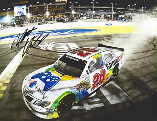 AUTOGRAPHED 2014 Matt Kenseth #20 Gamestop Racing (Rock C...