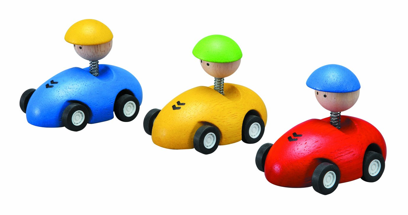 PlanToys Activity Series Racing Car