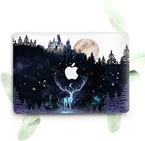 ZVStore Protective Plastic Hard Case Cover for Macbook (Pro 13 inch 2016 (A1706 & A1708), Harry Potter)