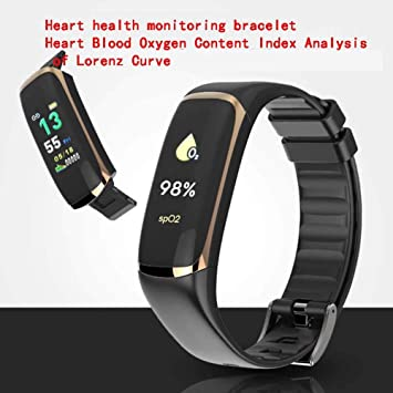 Smart Watch,pulsera inteligente,Pantalla a color P9 pulsera ...