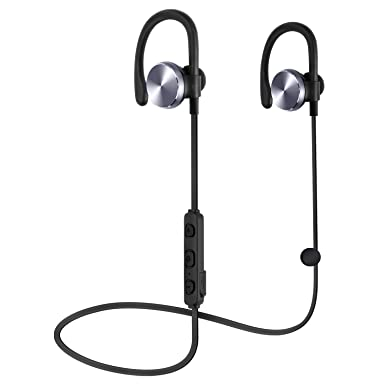 Bluetooth Headset Bluetooth Headphones COULAX CX06 Wireless Headphones  In-ear Sweatproof Earphones Noise Cancelling Sports aa65136803