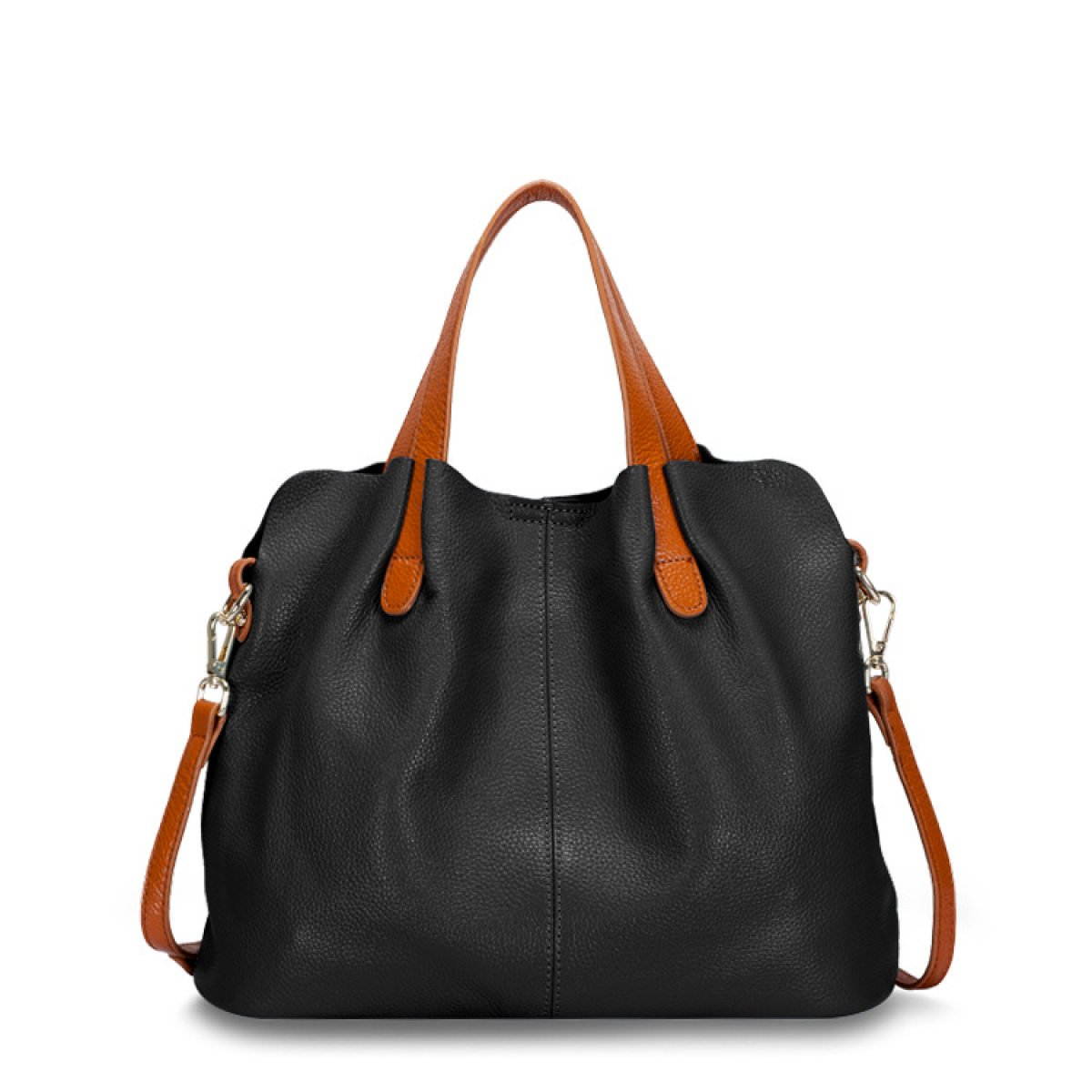 WU ZHI Lady In Pelle In Pelle Goffrata Borsa A Tracolla Messenger Bag A Mano