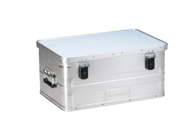 h/ünersdorff GmbH 451100 ECO-Box en aluminium 47/L argent Silber 380x580x275/mm