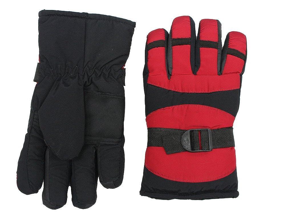 Romano Mens Red Winter Hand Gloves