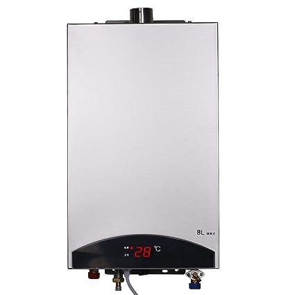 HB Agua Instantáneo sin depósito caliente calentador Gas grifo la cocina instantánea calefacción grifo ducha calentador
