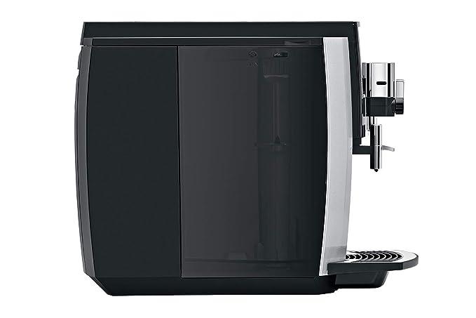 Jura 15202 - Cafetera automática, 4,3 pulgadas grandes, pantalla táctil de alta resolución de pantalla en color, 1450 W: Amazon.es: Hogar