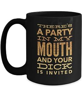 Naughty Gifts For Him Sexy Mug Mature Coffee Mugs