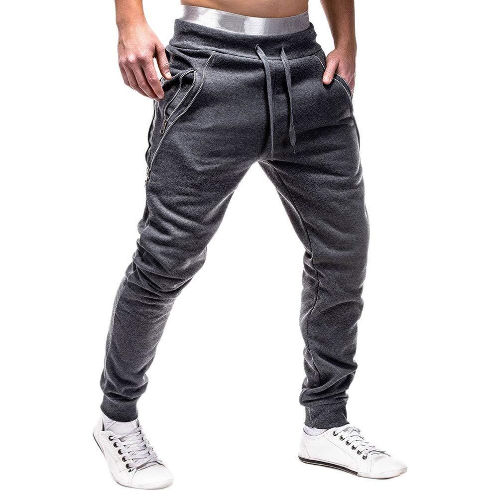 Vpass Pantalones Para Hombre Pantalones Moda Pop Casuales Chandal De Hombres Jogging Pants Trend Largo Pantalones Diseno De Personalidad Pantalones Y Pantalones Cortos Ropa Deportiva