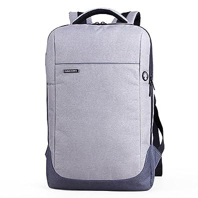 3fd4d7f44cef Amazon | Narudo ビジネスリュックサック 14.4/15.6インチ ノートパソコン バックパック ラップトップ デイパック レディース  メンズ PC収納 ショルダー バッグ ...