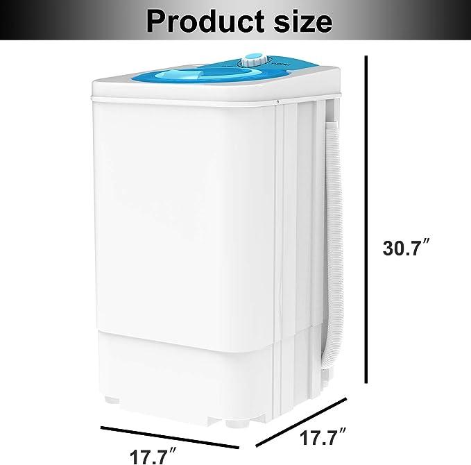 KUPPET Spin Dryer 1500 RPM 110V 17.6lbs