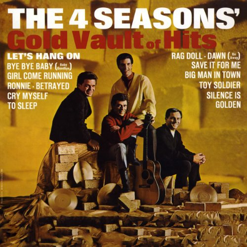 Gold Vault Of Hits (Four Seasons Greatest Hits Cd)