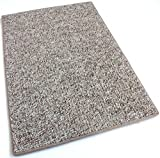 10'x12' - Driftwood - Indoor/Outdoor Area Rug Carpet, Runners & Stair Treads with a Premium Nylon Fabric FINISHED EDGES.