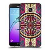 Head Case Designs Islamic Dome Arabesque Pattern Soft Gel Case for Samsung Galaxy A3 (2016)