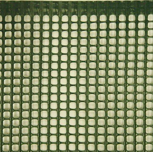 Jardín Valla rejilla de plástico 5 mm, 1 x 12,5 m, Verde: Amazon ...