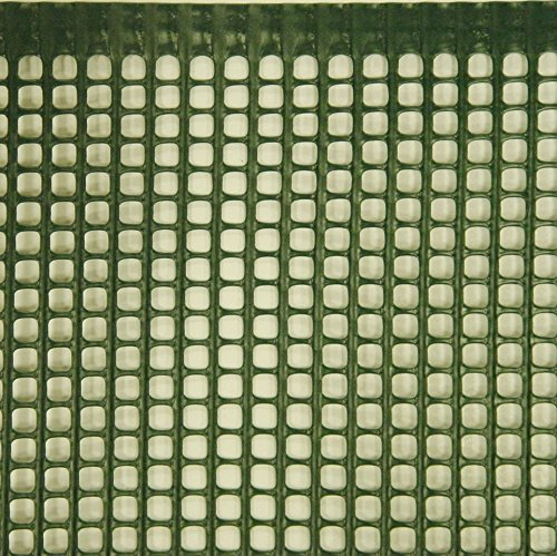 Clôture jardin Plastique Grille 5 mm, 1 x 25 m, vert: Amazon.fr ...