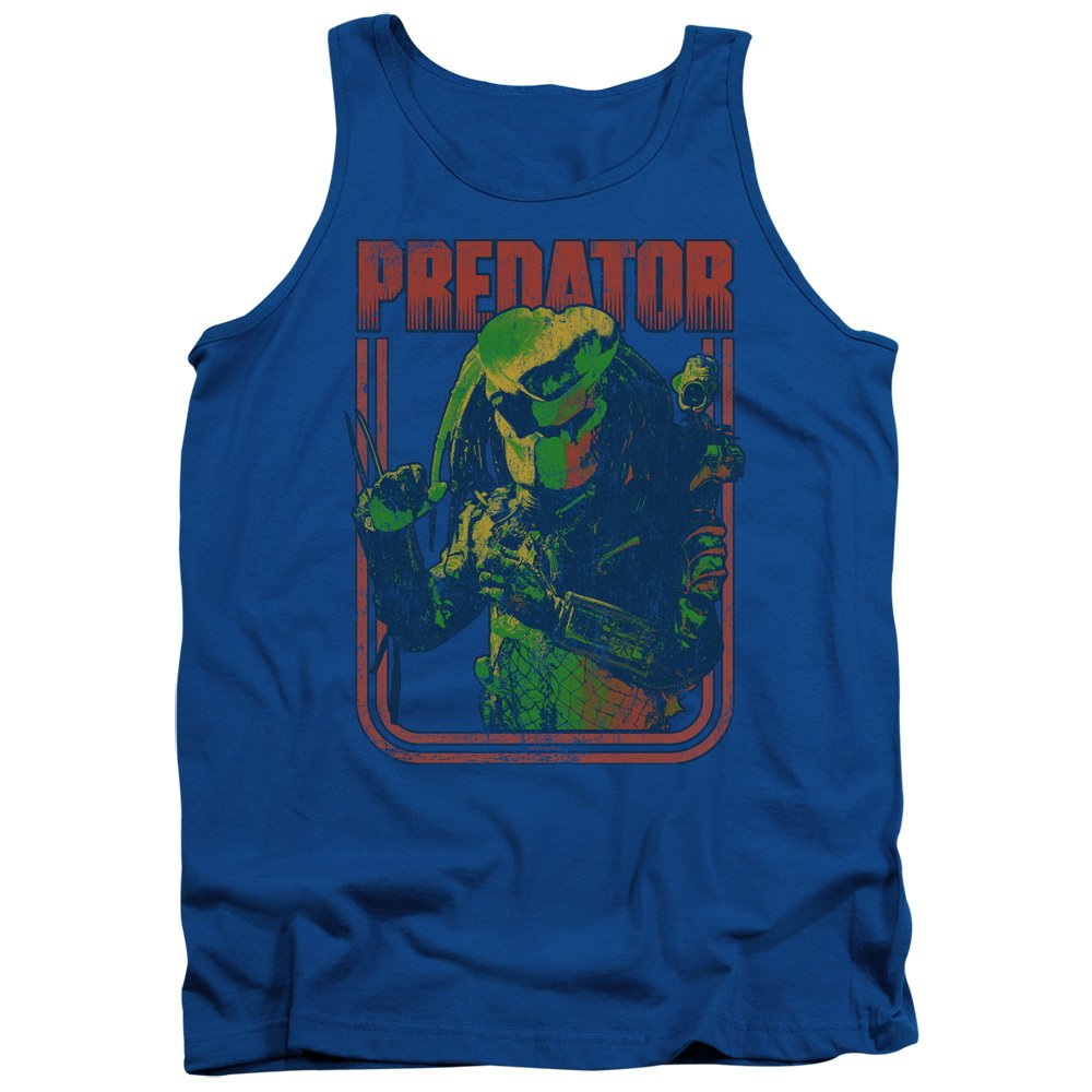 Mens Retro Predator Tank Top Predator