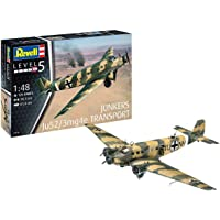 Revell- Junkers Ju52/3mg4e Transport, Escala 1:48 Kit