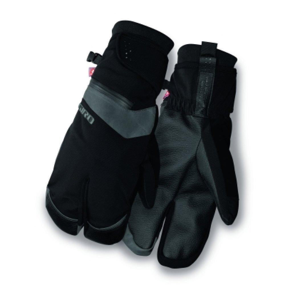 Giro Proof 100 Winter Fahrrad Handschuhe lang schwarz 2018