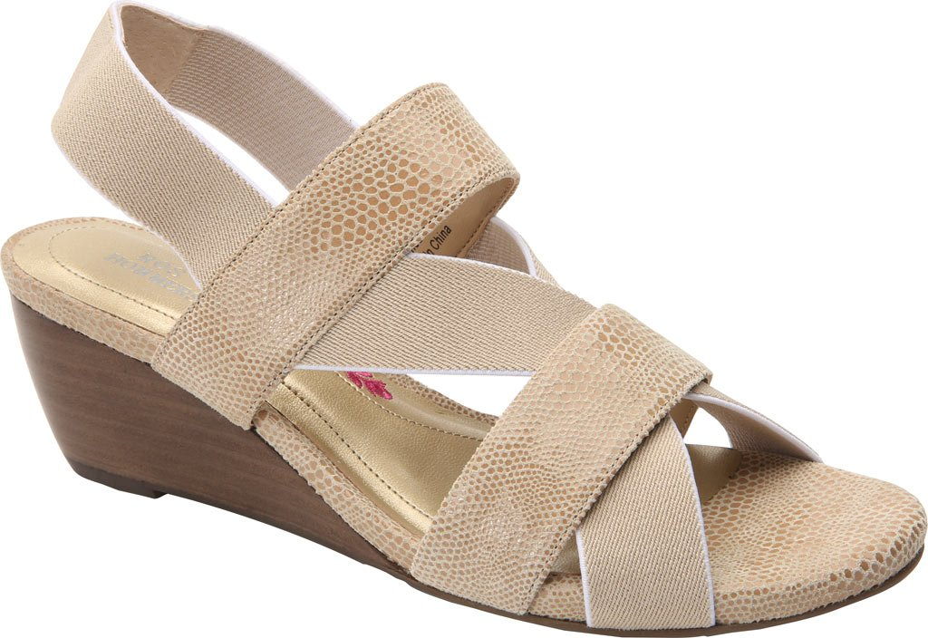 Ros Hommerson Wynona Women's Sandal B01MXTA036 8.5 W US|Nude Combo