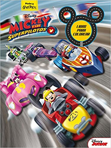 Libro para colorear Disney. Mickey: Amazon.es: Disney: Libros
