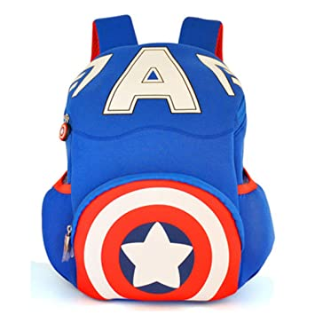 Phenomenal Amazon Com Yanzz Spiderman Schoolbags Boys Backpack Cartoon Pdpeps Interior Chair Design Pdpepsorg