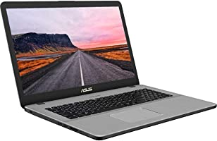 "ASUS- Laptop N705UQ-EB76 I7-7500U 8GB 1TB 256GB SSD 17.3"" (Certified Refurbished/Reacondicionado)"
