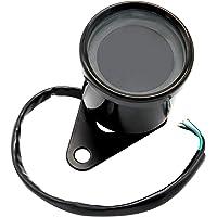 Khaco Universal 12 V Motocicleta Instrumento Modificado Digital Moto Velocímetro Tacômetro Medidor Display LCD (7 cores…
