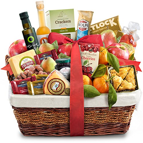 Golden State Fruit Generous Gourmet Market Favorites Fruit Basket by Golden State Fruit