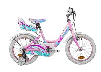ATALA Molly - Bicicleta Infantil de 16 Pulgadas, 1 Velocidad ...