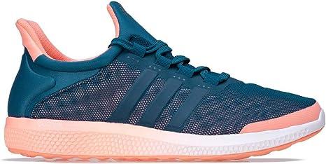 adidas Zapatillas Running Fitness mujer CC Sonic, azul, 36: Amazon ...