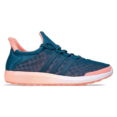 adidas Zapatillas Running Fitness Mujer CC Sonic, Azul, 36