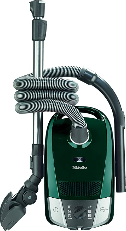 Miele Compact C2 Excellence Ecoline – Aspirador con Bolsa (Clase energética A +, 550 W, 11 m de Radio de acción, 72 Db (a), Mango XXL): Amazon.es: Hogar