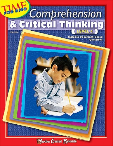TFK: Comprehension & Critical Thinking, Level 4 ebook