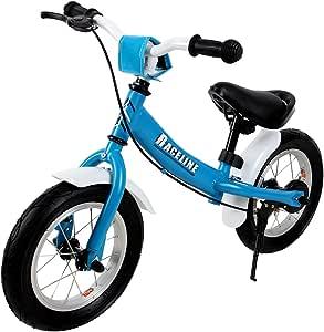 Deuba Bicicleta equilibro sin Pedales para niños Ruedas de 10