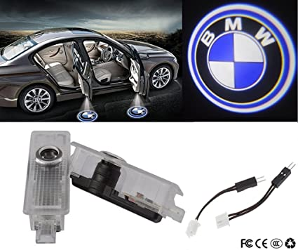 camoho lámpara proyector de LED Puerta Coche Ghost Shadow Welcome ...