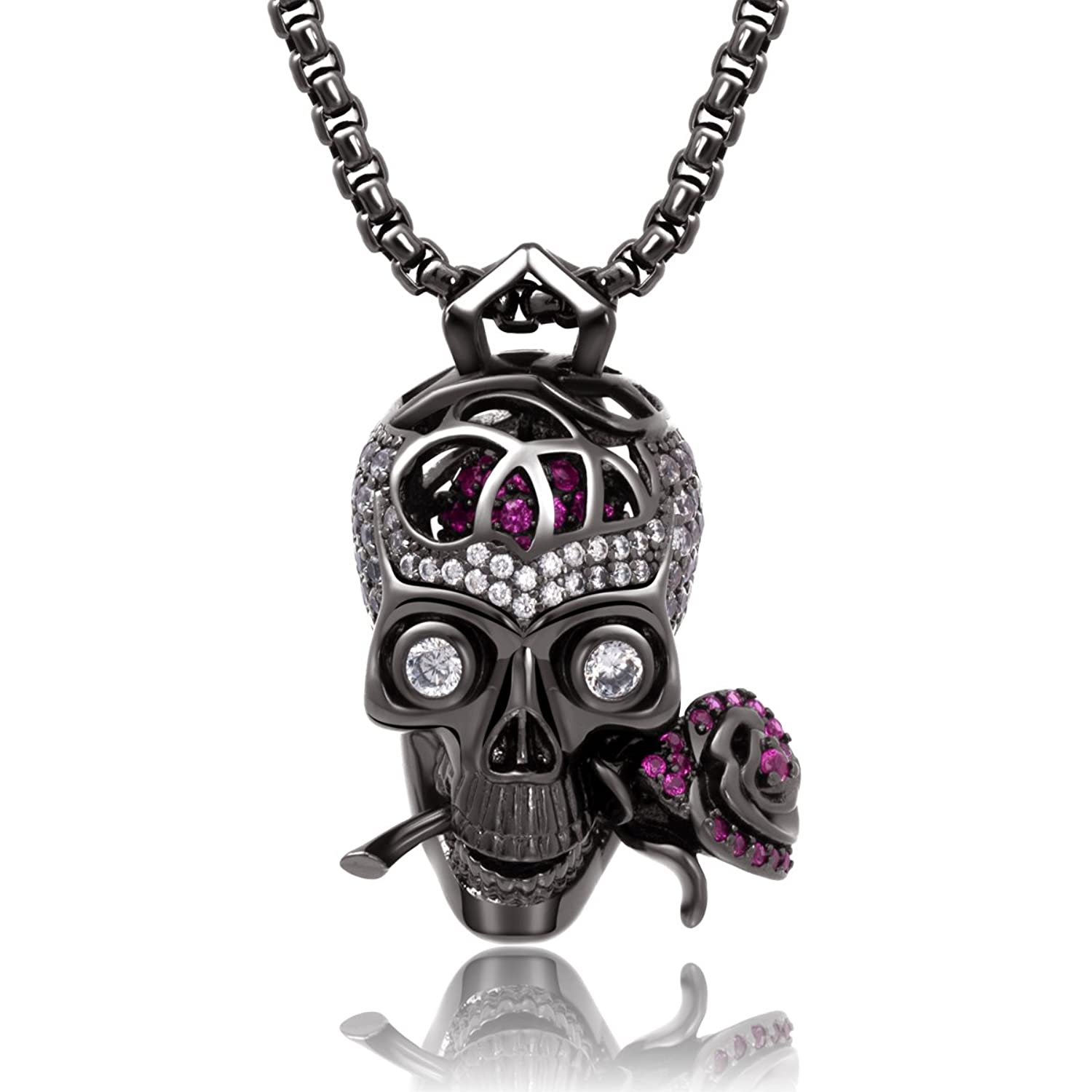 Men Jewelry - Awesome Skulls