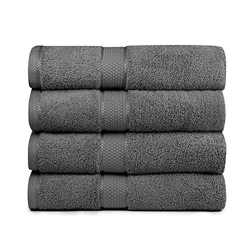 Bigsal 4 Piece Luxury Bath Towels product image