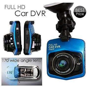 12 Mp Full HD 1080p coche caja negra gran angular de cámara grabadora de coche con