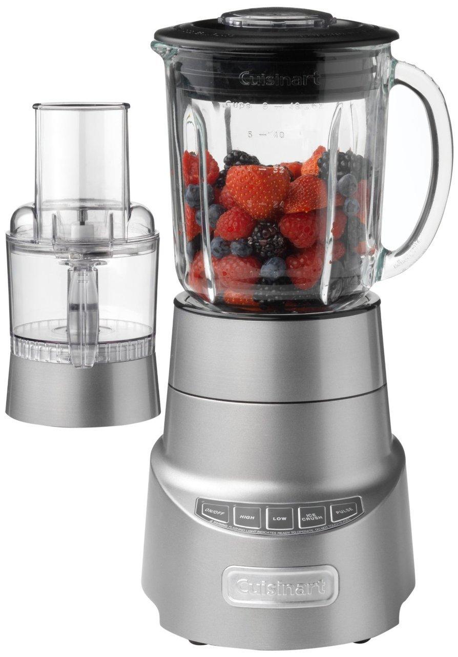 Cuisinart BFP603U 2-in-1 de preparación y mezcla licuadora: Amazon ...