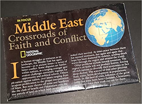 Middle East: Crossroads of Faith and Conflict