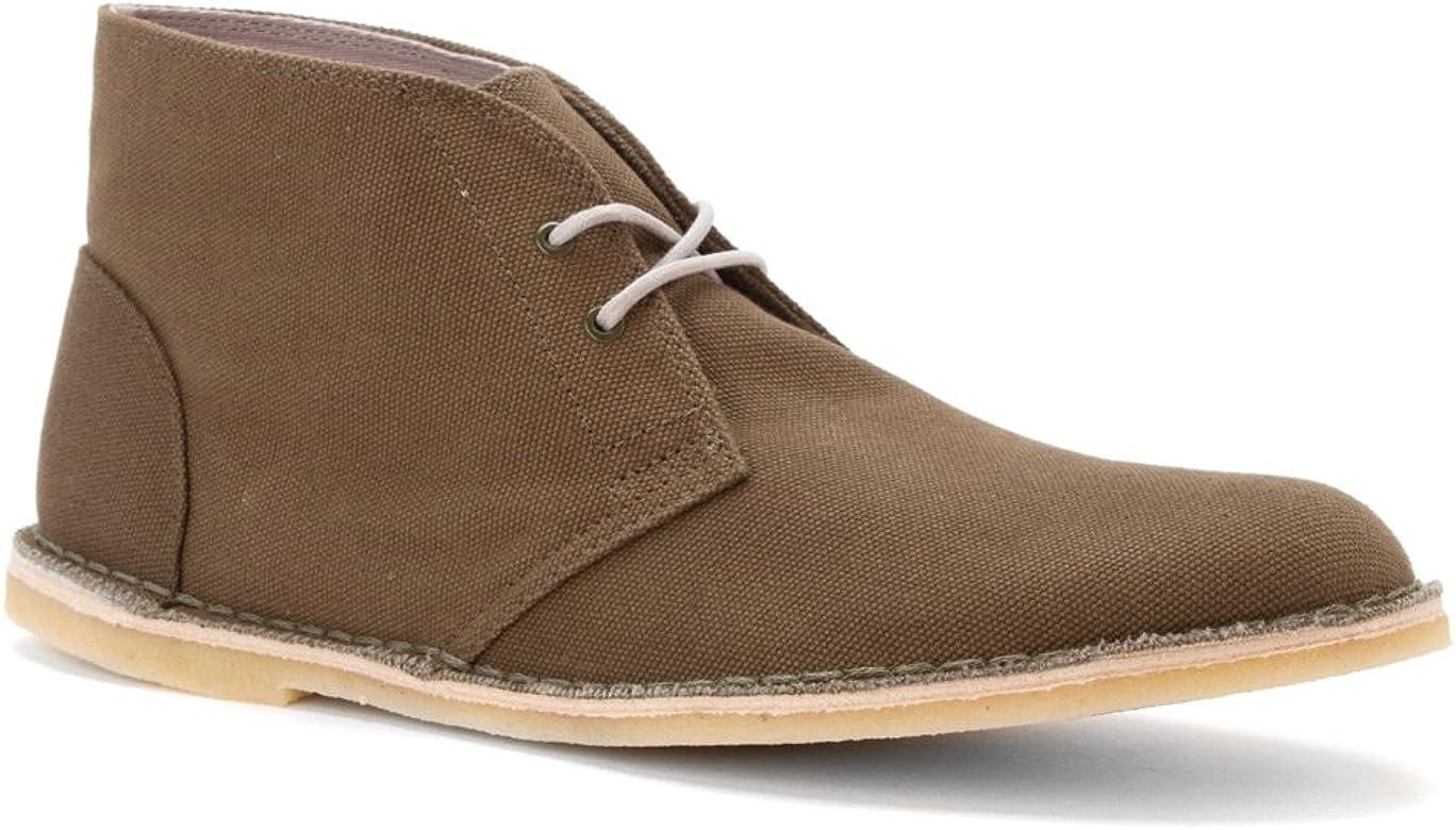 Clarks Men's Shoes Jink Desert Green