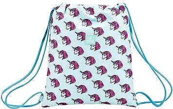 Ragusa-Trade Musgo unicornio unicornio Niñas Mujer - Bolsa ...