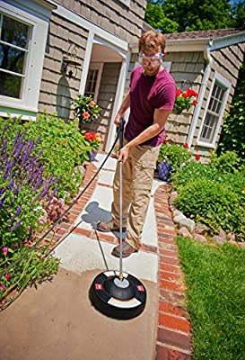 Briggs & Stratton 14-Inch Rotating Surface Cleaner for Gas Pressure