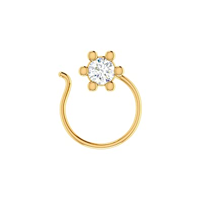 5d1f850c77dde6 Buy Voylla Silver Accessory for Women (Golden)(8907617505572) Online ...