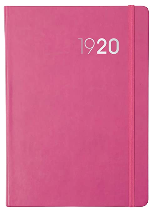 Nit Selection Show 2020.Collins Legacy A5 Week To View 2019 2020 Diary Pink
