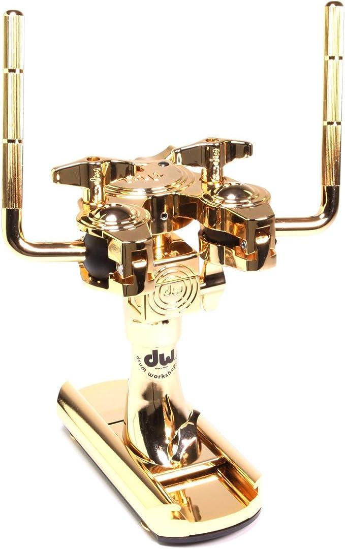 DW DWCP9900BD Bass Drum Double Tom Mount Chrome