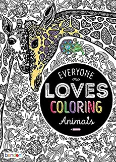 Amazon Com Bendon 48673 Flowers Advanced Coloring Book Bendon