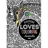 Bendon 26793 Animals Advanced Coloring Book