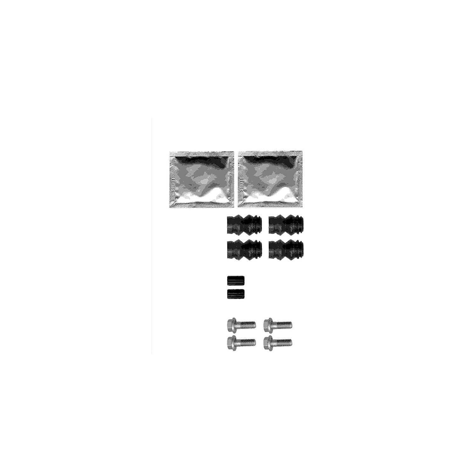 Delphi LX0358 Brake Fitting Kit