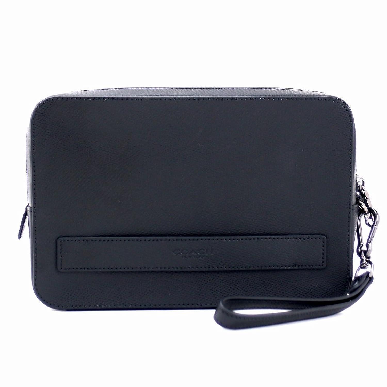 (コーチ)COACH バッグ メンズ セカンドバッグ クラッチバッグ 財布 セカンドポーチ 93555BLK [並行輸入品] B01C87FO1M